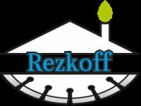 Логотип Резкофф - алмазная резка и бурение